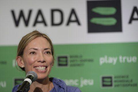 Olympic champ's heartfelt speech marks end of an era at WADA