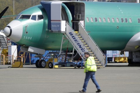 Boeing orders, deliveries continue to sag with Max grounding