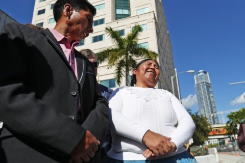 Bolivians urge US court to restore $10M verdict on killings