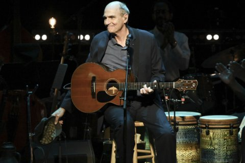 James Taylor audio memoir coming early next year