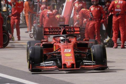 Ferrari's troubles deepen at Brazilian GP