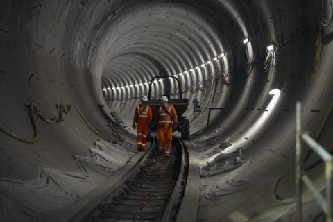 London Crossrail opening date slips again, costs shoot up