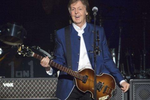 Paul McCartney to headline Glastonbury festival