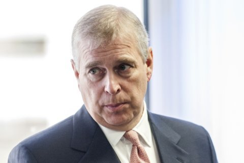 Amid turmoil, Prince Andrew to step back from royal duties