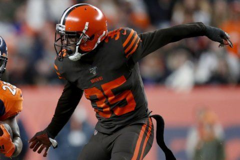 Former Browns safety Whitehead 'deeply regretful' for rant
