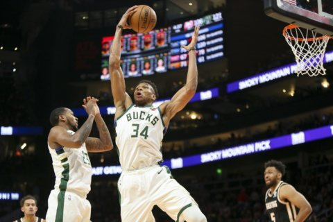 Bucks star Antetokounmpo suing home remodeling contractor
