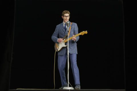 Buddy Holly, Roy Orbison to perform live in hologram at Strathmore