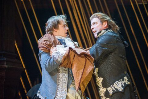 Q&A: Folger Theatre stages Salieri vs. Mozart smackdown in 'Amadeus'