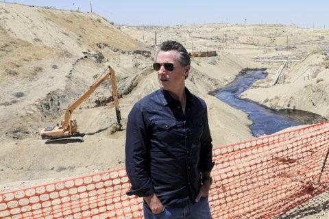 Clarification: California-Oil Well Moratorium story