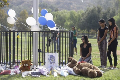 Girl hurt in California school shooting gets out of hospital