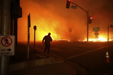 The Latest: PG&E told to explain why it shouldn't be fined