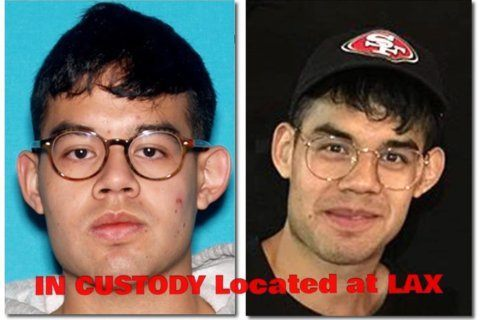 California man accused of pointing gun at college is veteran