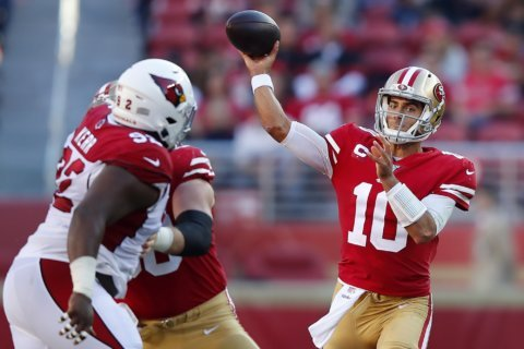 NFL This Week: 49ers-Packers square off to highlight Week 12