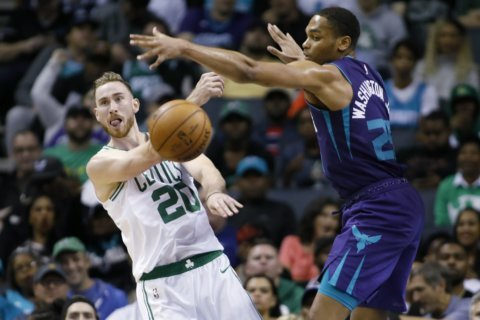 Celtics F Hayward: Latest injury 'frustrating'