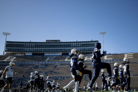Chargers elevate game by practicing at Air Force Academy