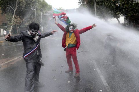 Chile protests resume, demonstrations crimp economic growth