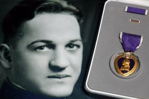 Remains of Coast Guardsman who died in WWII camp comes home