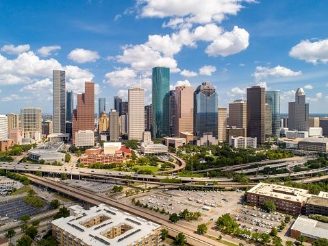 Downtown is a bustling business hub and home to major attractions.