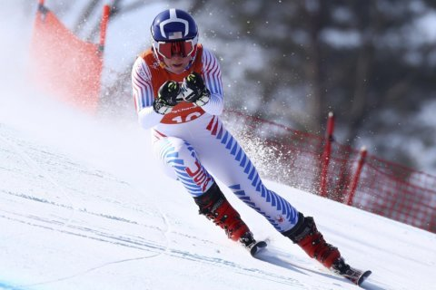 US skier Breezy Johnson recovering from another knee injury