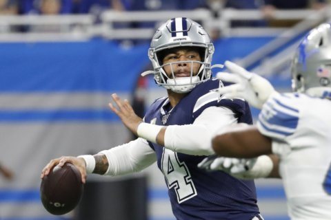 Cowboys' Dak Prescott earning bigger bucks with every start