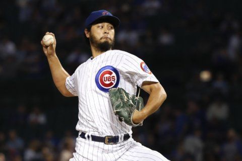 Darvish, Heyward stay with Cubs, who also keep Quintana