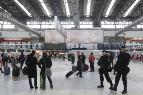 Prague international airport plans $2.4 billion expansion