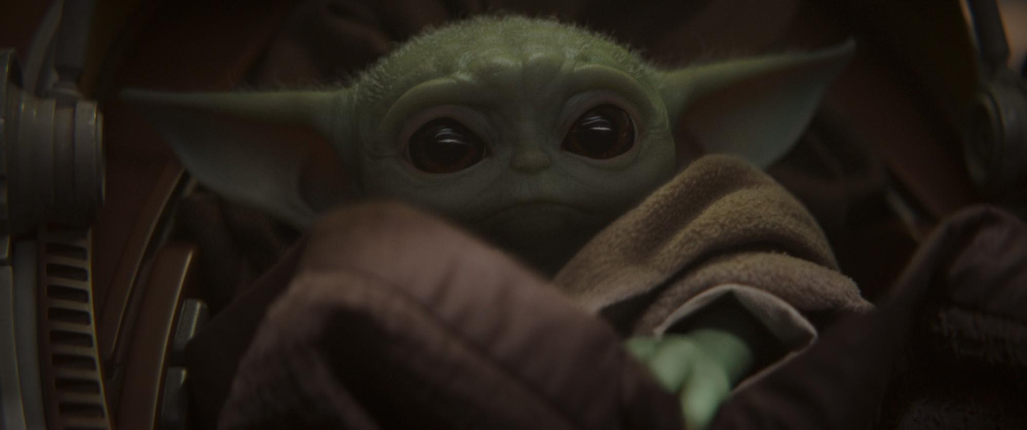 My Take: Baby Yoda for President