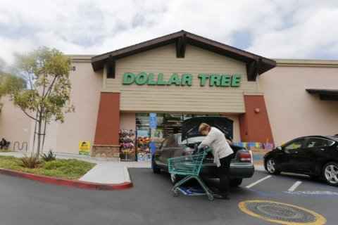 Dollar Tree, citing tariffs, cuts outlook and shares plunge