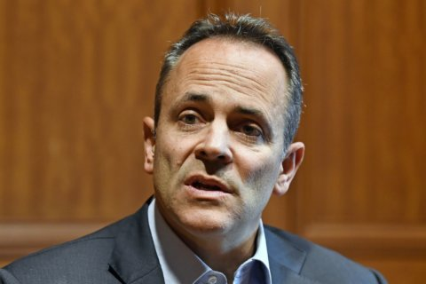 The Latest: Bevin concedes in Kentucky governor's race