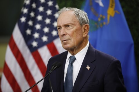 Bloomberg spending $15M-$20M to register half million voters