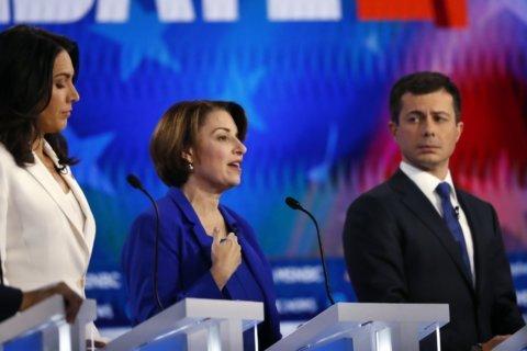 Takeaways from the Democratic presidential debate