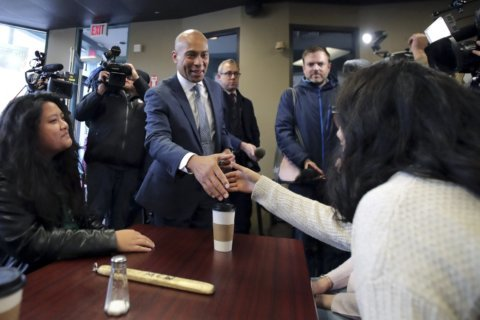 Ex-Gov. Deval Patrick launches 'Hail Mary' bid for president