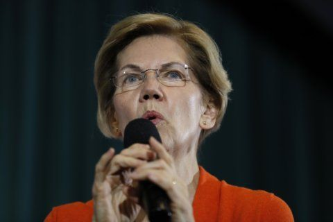 Warren wins 2020 backing of influential group of black women