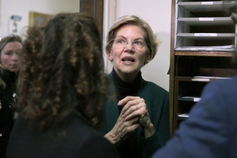 Warren says getting to 'Medicare for All' will take 3 years