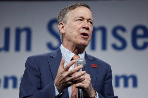 Colorado ex-Gov. Hickenlooper's travel ethics probe released