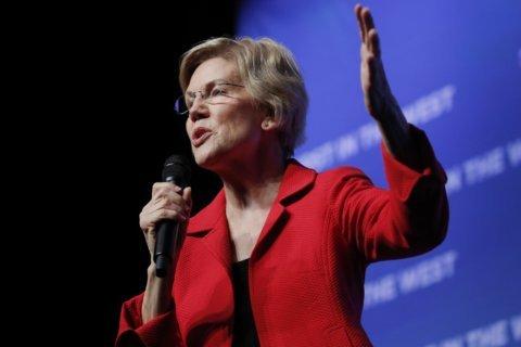 Warren unveils a plan to combat white nationalist crime