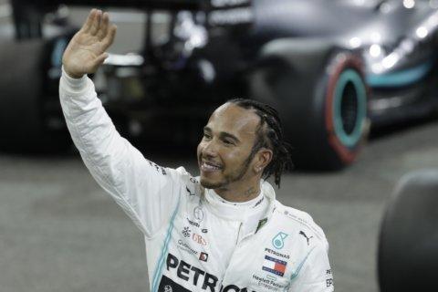 Hamilton says he's flattered by Ferrari's praise