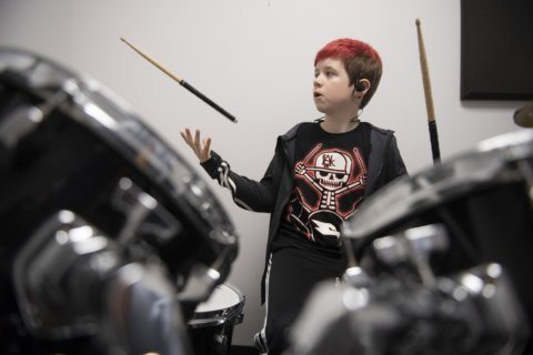 From music therapy to heavy metal: A boy's drumming journey