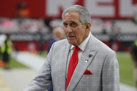 Atlanta Falcons owner to donate $6.8M for international aid