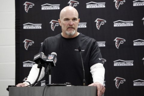 Quinn hesitant to call Falcons' 2 straight wins a turnaround