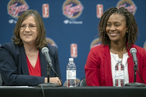 Fever names Stanley new head coach, expands Catchings duties