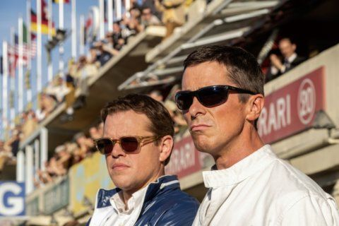 Movie Review: Matt Damon, Christian Bale shine in high-speed 'Ford v Ferrari'