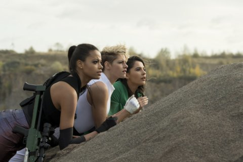 Movie Review: Sorry, Charlie: 'Charlie's Angels' reboot sputters