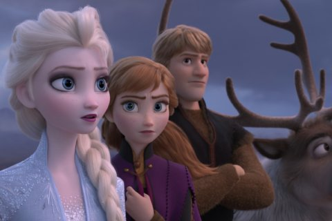 Review: An evolved iceman? Kristoff steps up in 'Frozen 2'