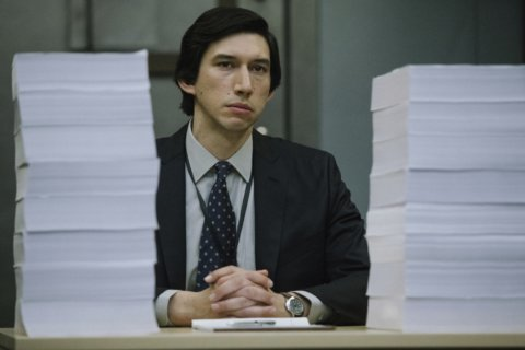 Review: Driver brings 6,700 pages to life in 'The Report'