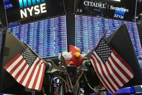 US stocks mixed as market's weekslong rally peters out