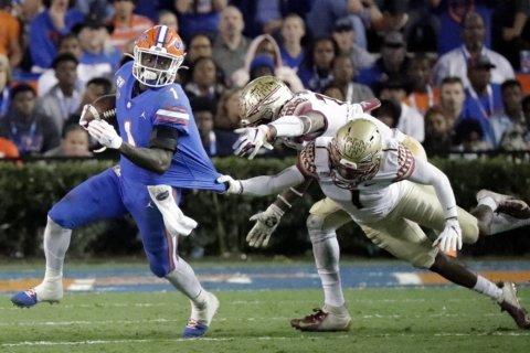 Swamp success: No. 8 Florida ends 4-game home skid vs FSU