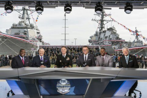 Fox NFL pregame show to originate from West Point on Sunday