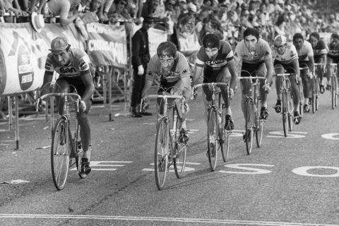 Tour de France 'eternal runner-up' Poulidor dies at 83