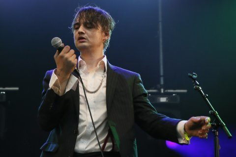 Pete Doherty arrested again in Paris, for violent behavior